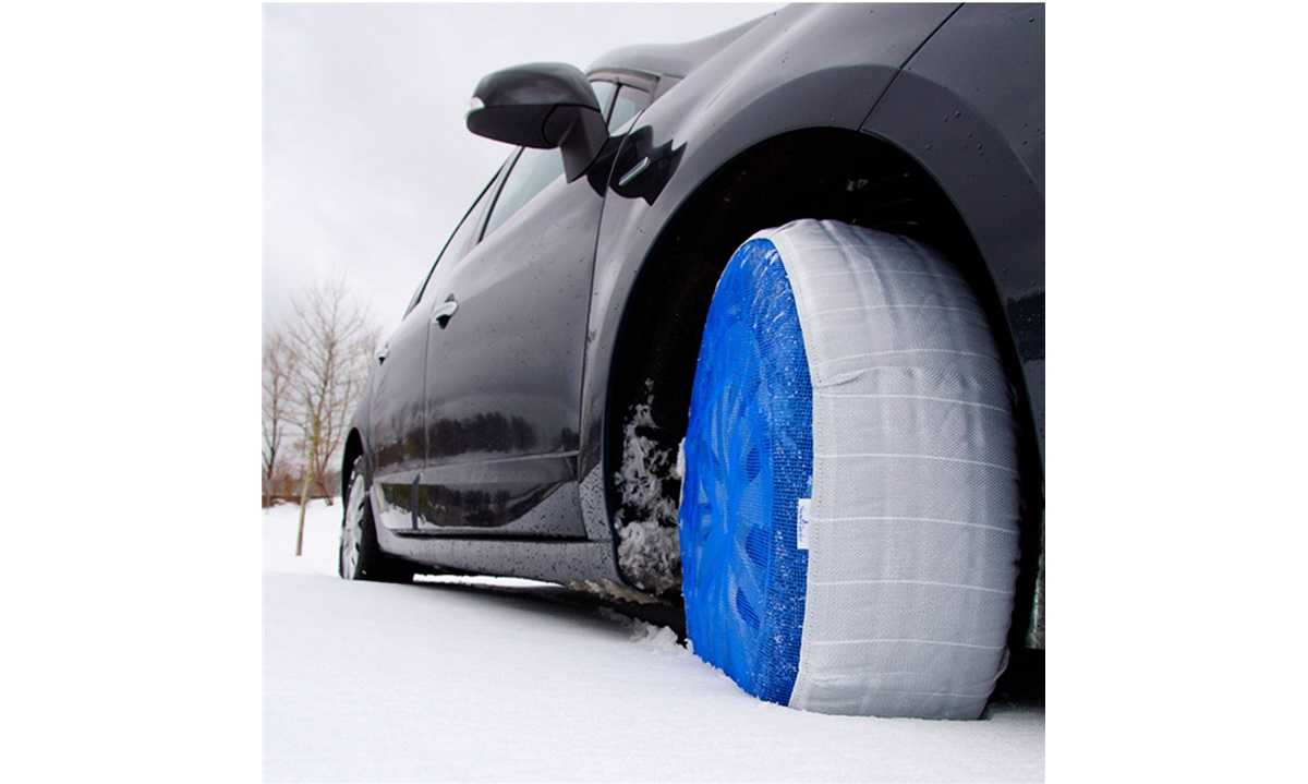 Snowgecko Autosock Medium