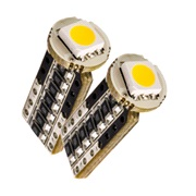 LED Lyspære T10 3W