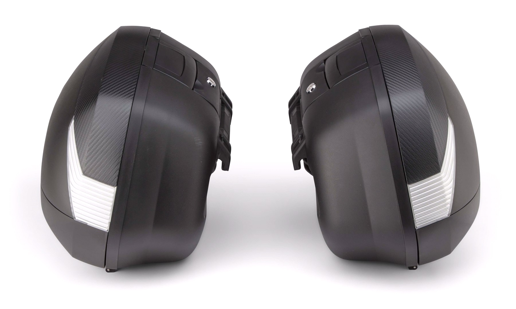SHAD Sidetasker, 2 stk. m. beslag, BN302 Diverse udstyr MT