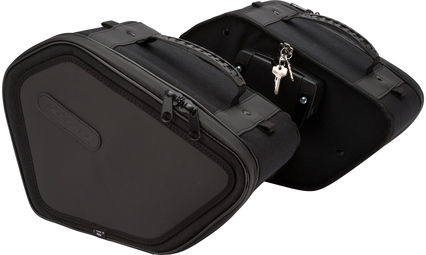 Sidetaskesæt, Leoncino Diverse udstyr MT 07 thansen.dk