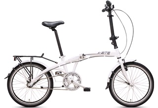 Sammenleggbare sykler