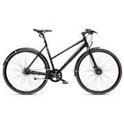 "Citybike dame 28"" alu 51cm 7-g roller br"