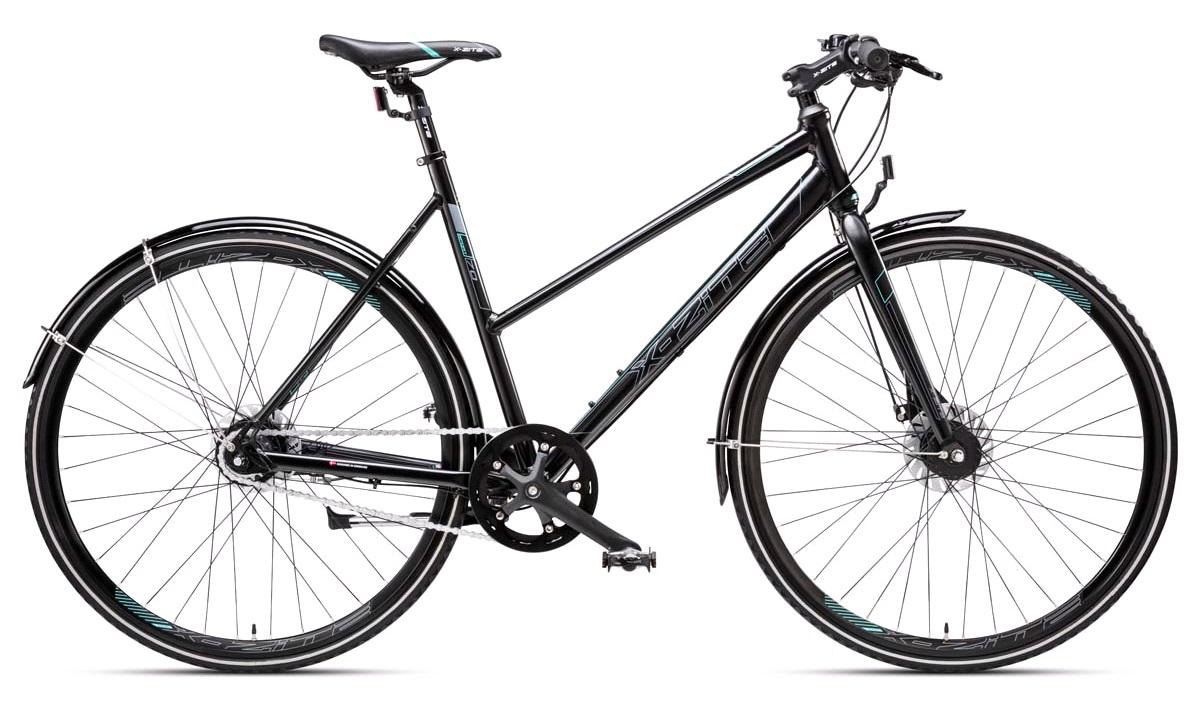 """Citybike dame 28"""" Sport-7 med rullebremse 51cm"""