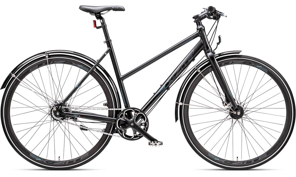 """Citybike dame 28"""" 2020 7-g roller-brake"""