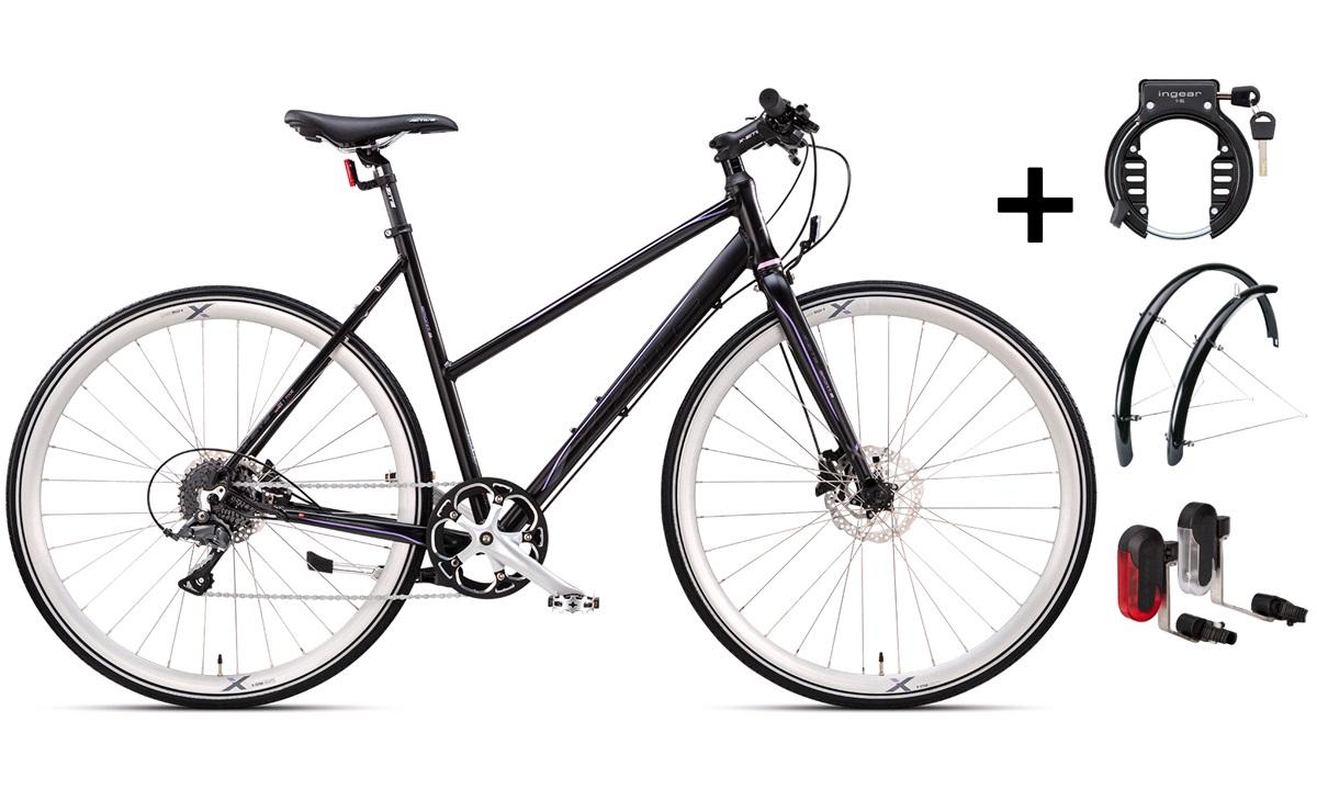 "Citybike dame 28"" alu sport-8 PAKKEPRIS"