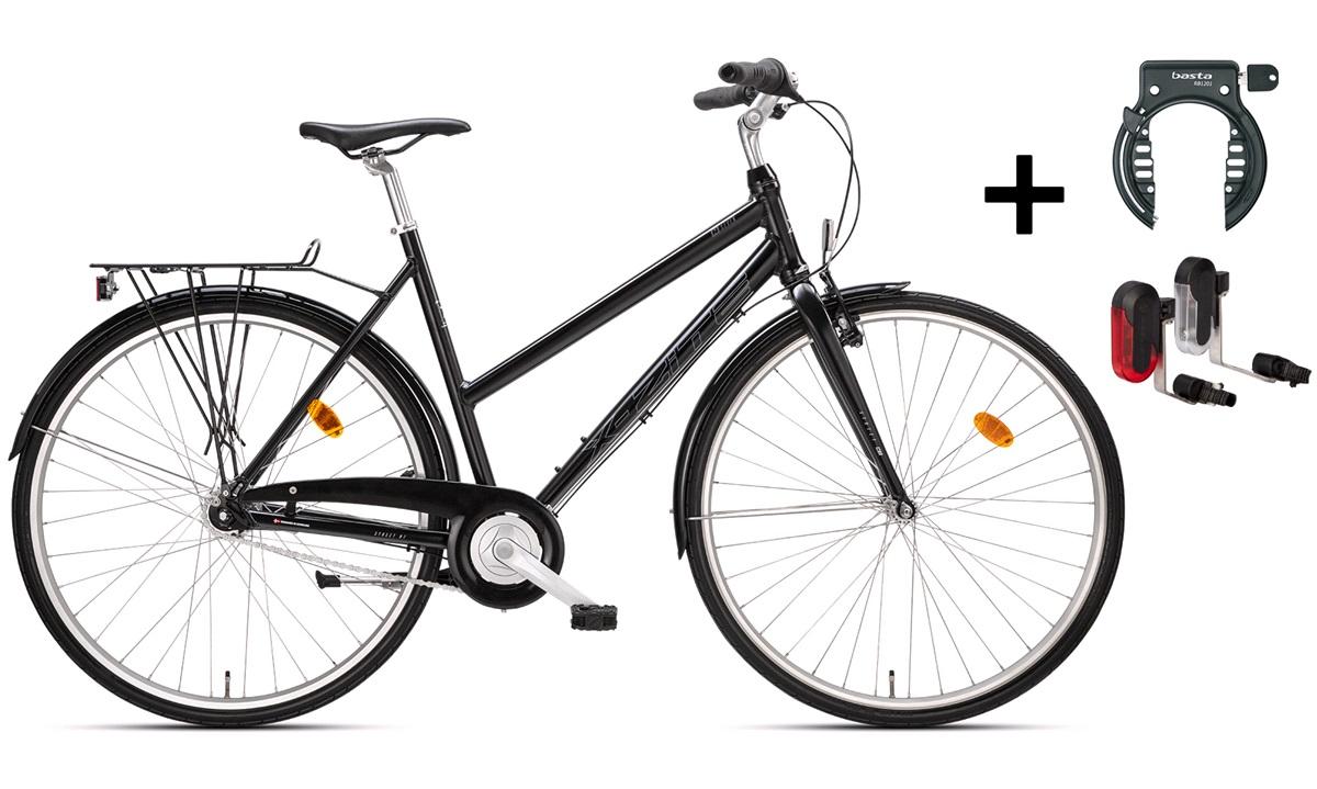 "Citybike dame 28"" alu 7g PAKKEPRIS"