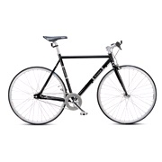 Herre cykel Classic 3-gear 57 cm sort