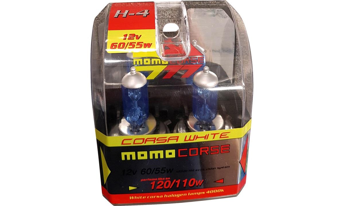 Momo H4 super hvid