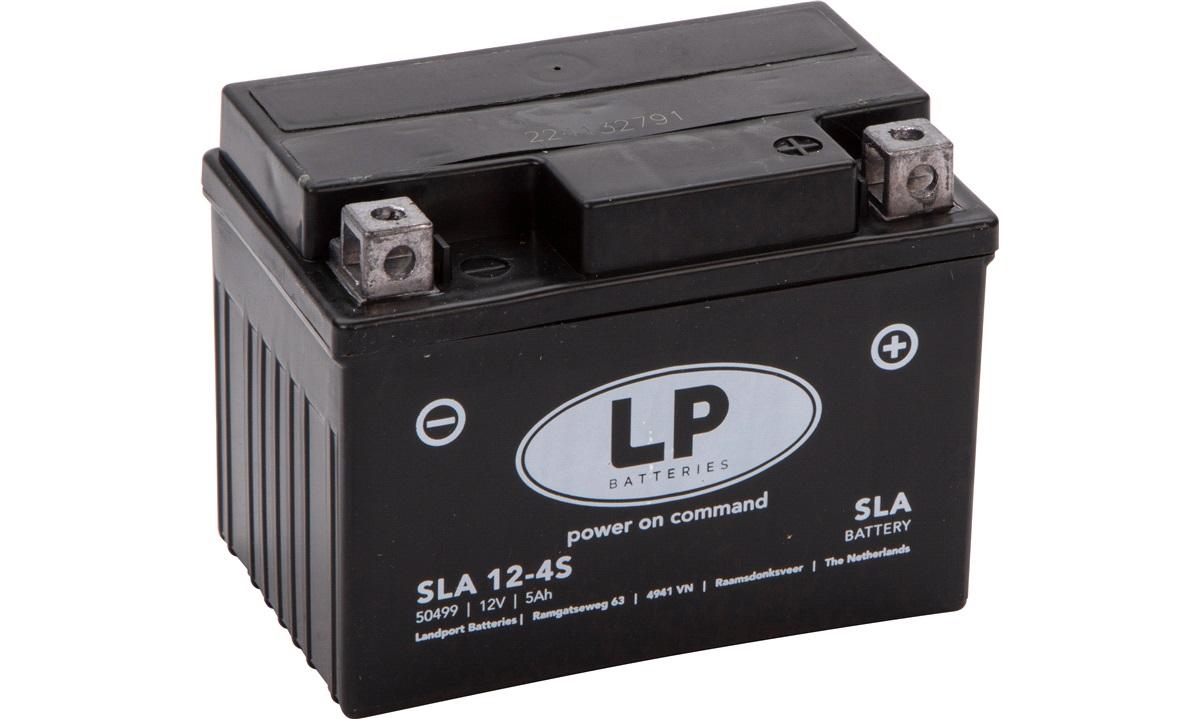 Batteri 12V-5Ah, HIGH POWER