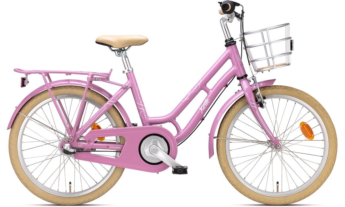 "Pige Shopper 20"" ASTRID 3-gear lys rosa"