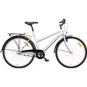 "Pigecykel 26"" 3-gear 26.03 sølv/pink"