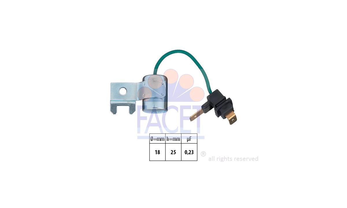 Kondensator - (EPS)