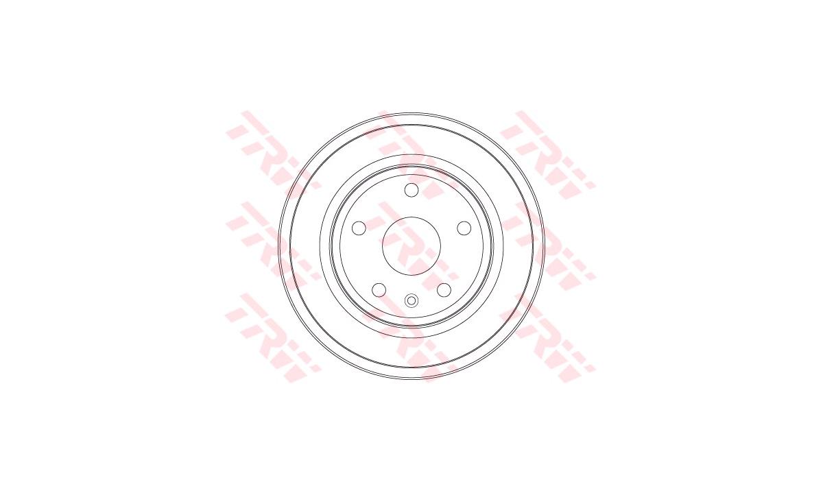 Bremsetromle - (TRW)