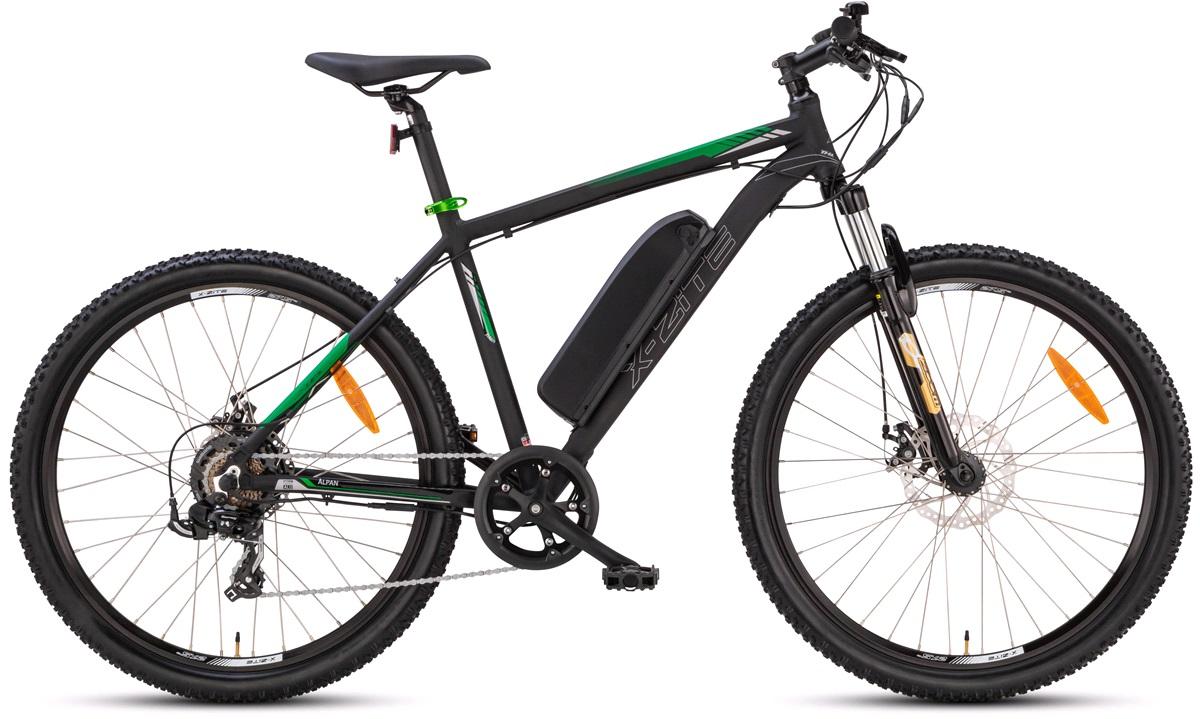 "El-cykel MTB X-zite Alpan 27,5"" 7g 48 cm"