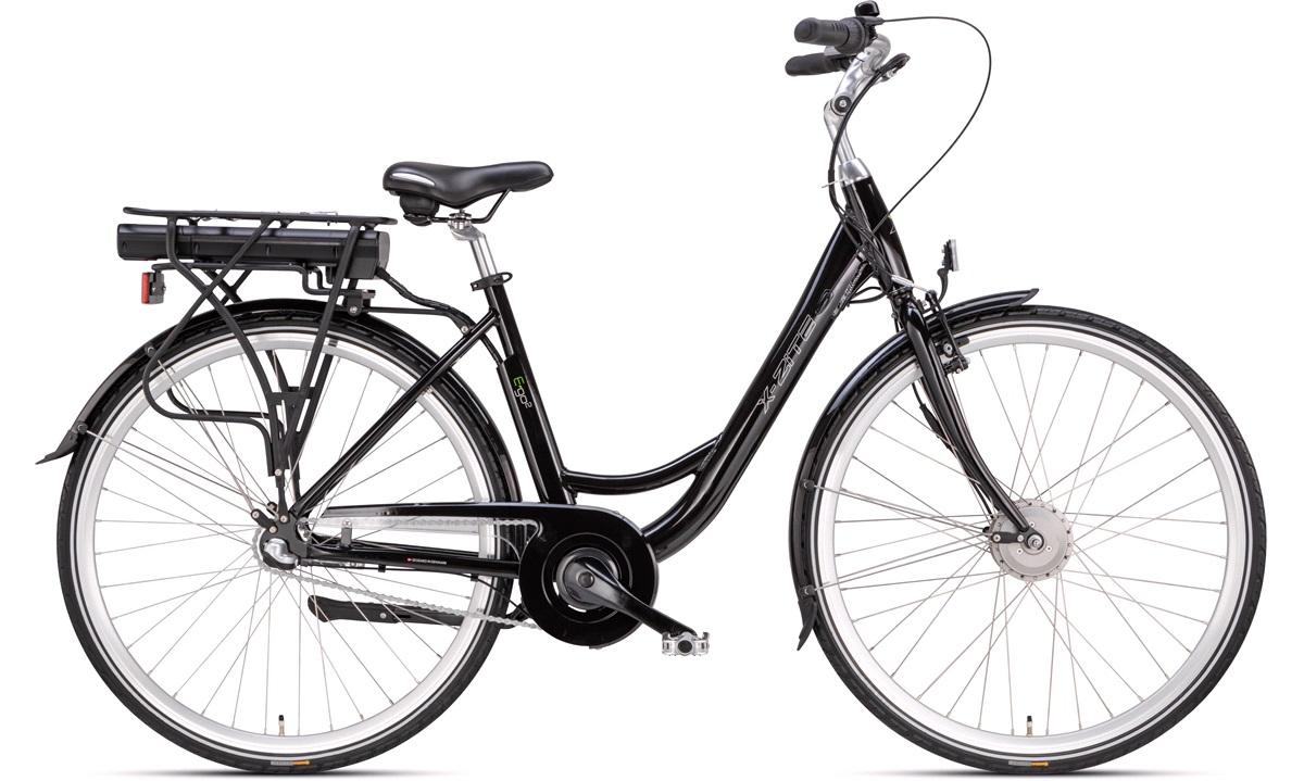 Elcykel dame E-go2 36V-8.8Ah 3-gear 2019 47cm