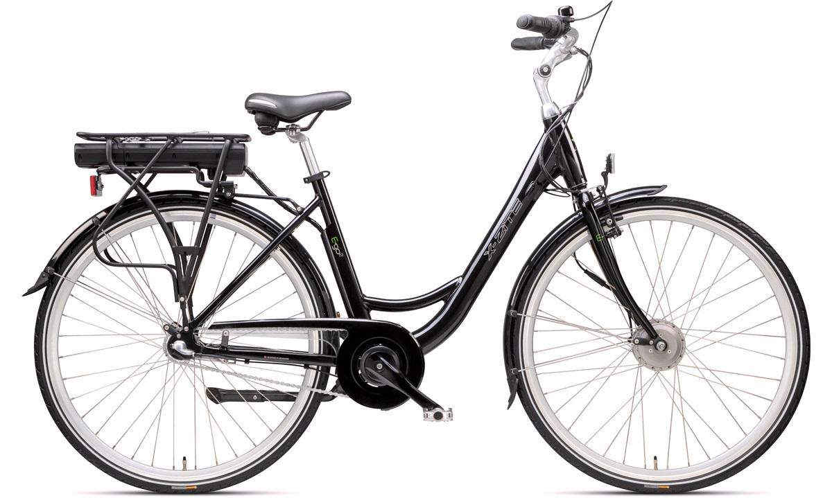 Elcykel dame E-go2 EU 36V-8.8Ah 3-g 2020