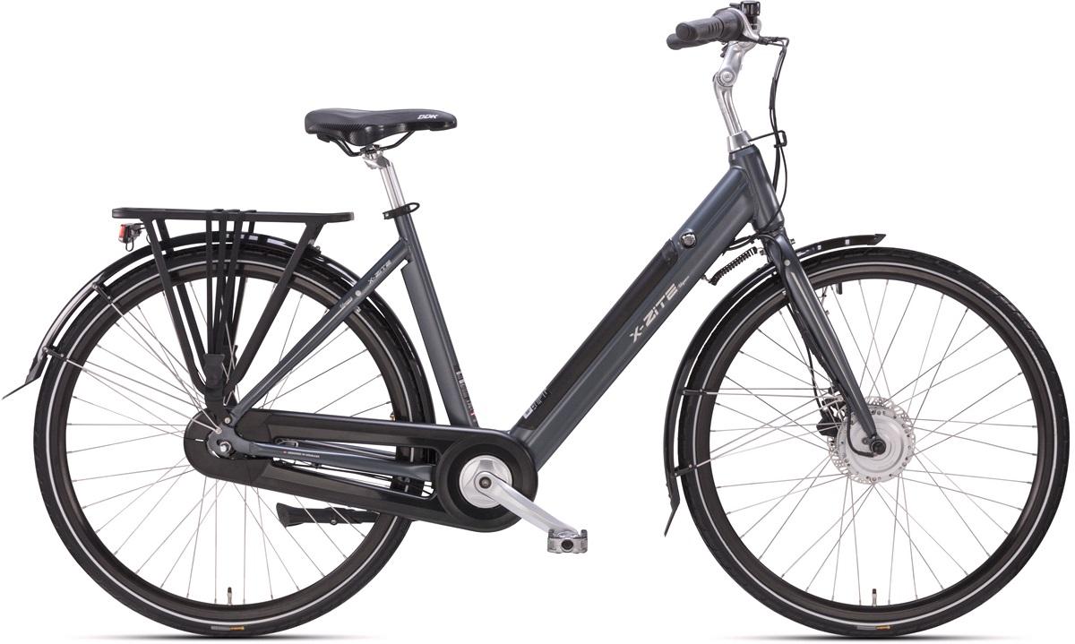El-cykel Elegance indbygget batteri 10,4Ah 7-gear