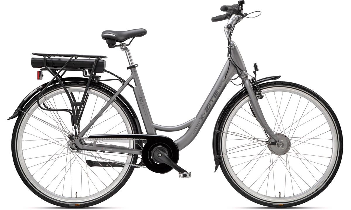 El-cykel dame EGO7 EU 51cm 36V-10.4Ah 7g
