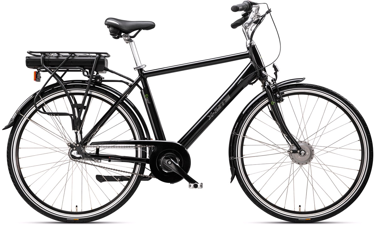 Elcykel herre E-go2 36V-8.8 Ah 3 gear