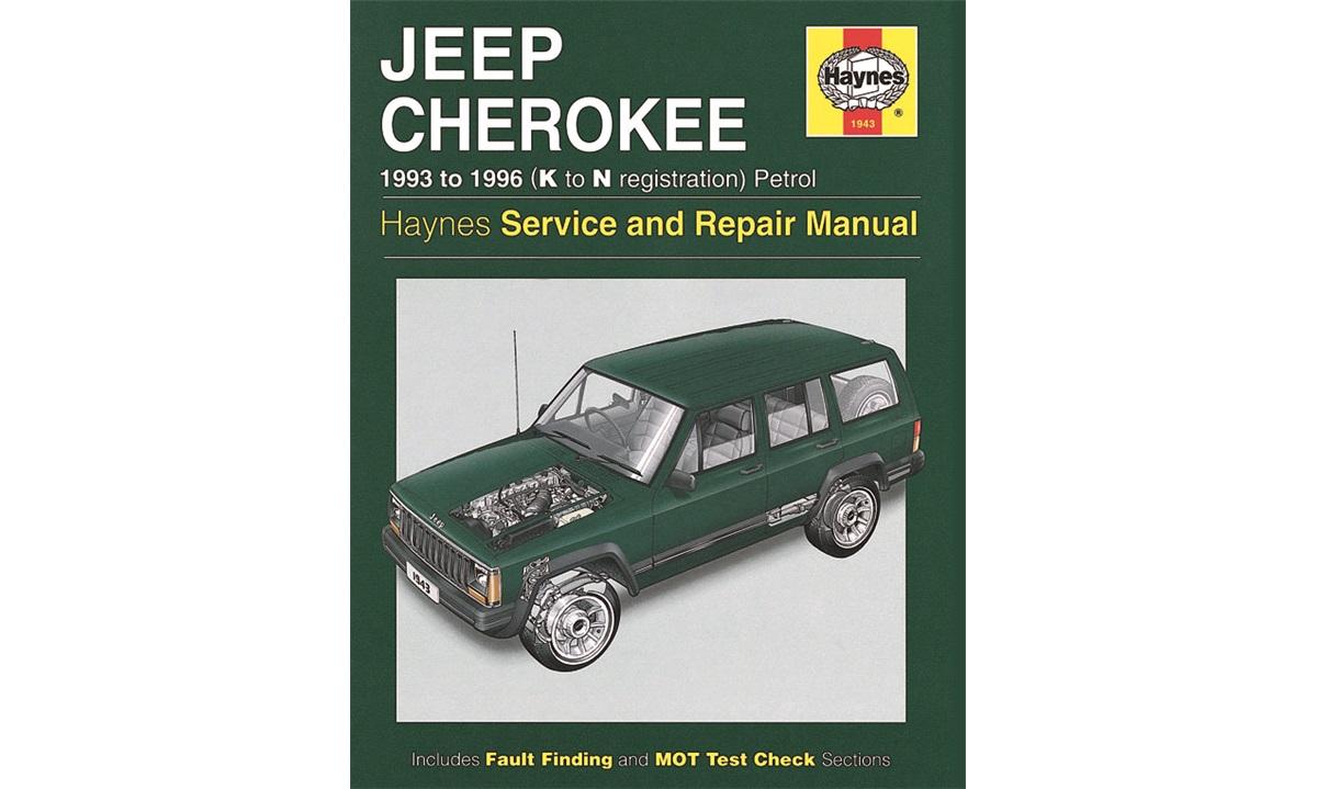 Rep.håndbok Cherokee 12/91-12/96