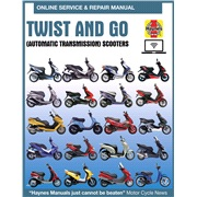 TWIST AND GO SCOOTER AUTOMATIC