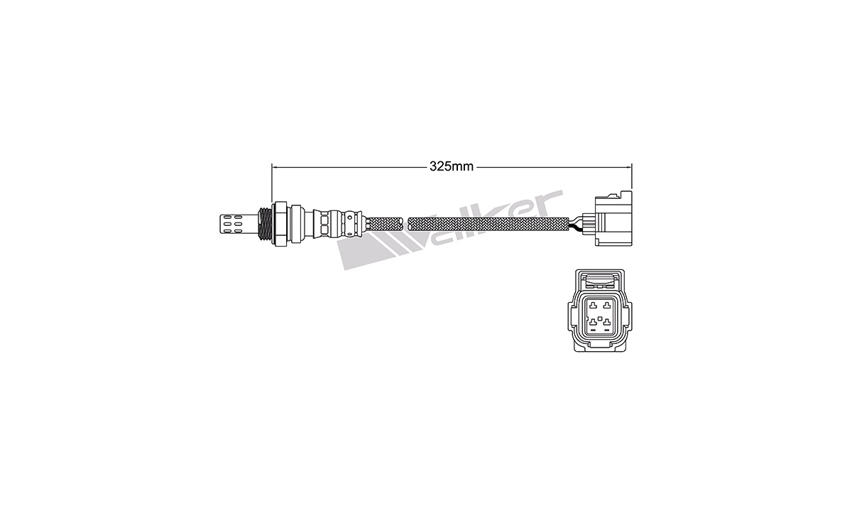 Lambda-sonde - (Walker Pr.)