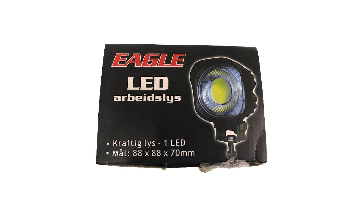Arbejdslys LED 25W