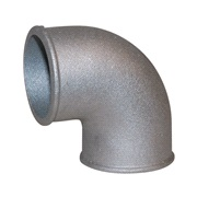 Skjøtehylse aluminium 90gr Støpt