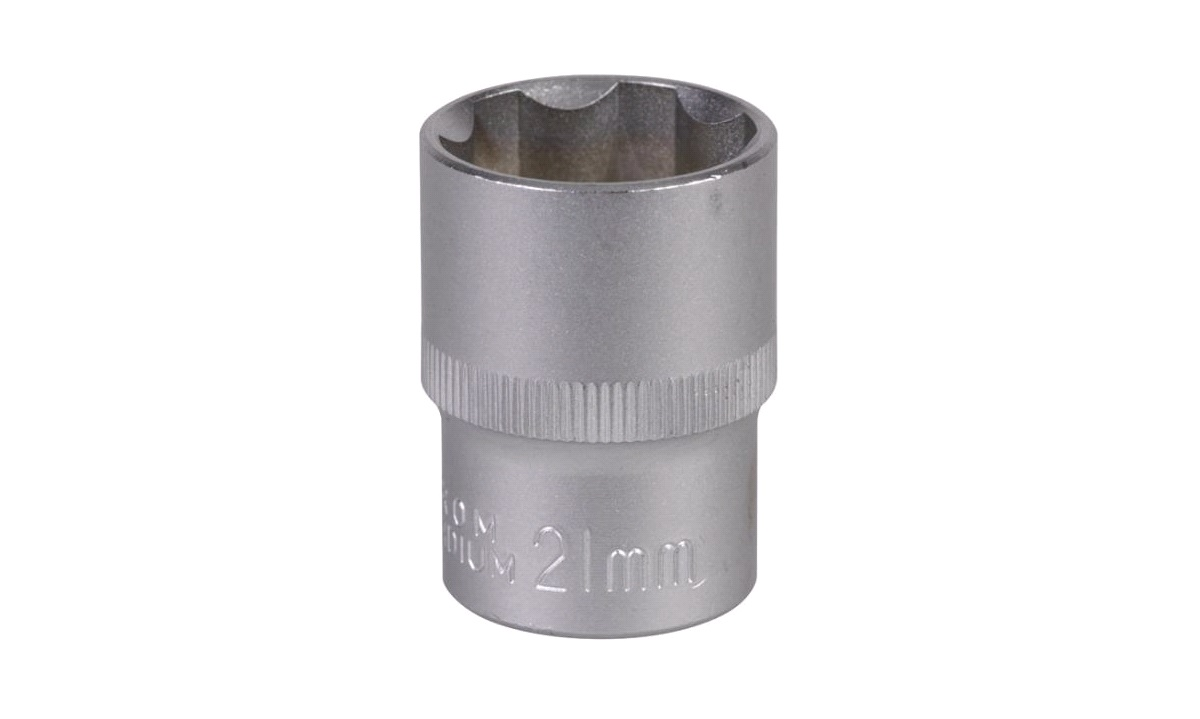 """9 mm pipe, 3/8"""" firkant"""