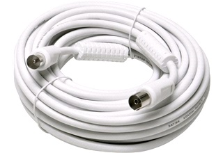 Antennestikk & kabel