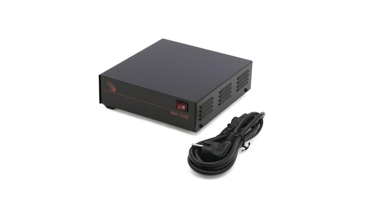 AC-DC Strømforsyning 230V-13,8V 30 AMP