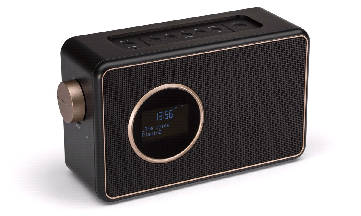 XZOUND DAB-210BT radio DAB+/FM/Bluetooth