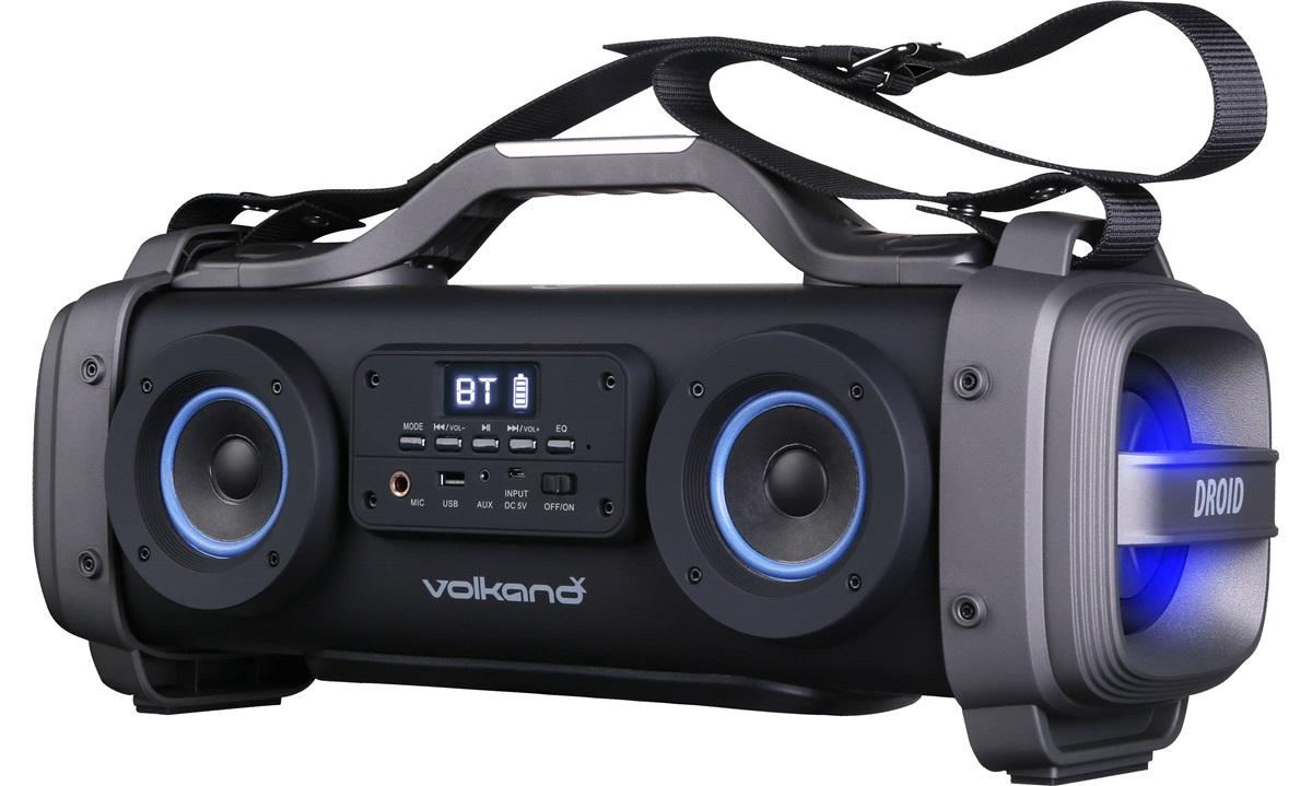 Volkano Droid BT højttaler
