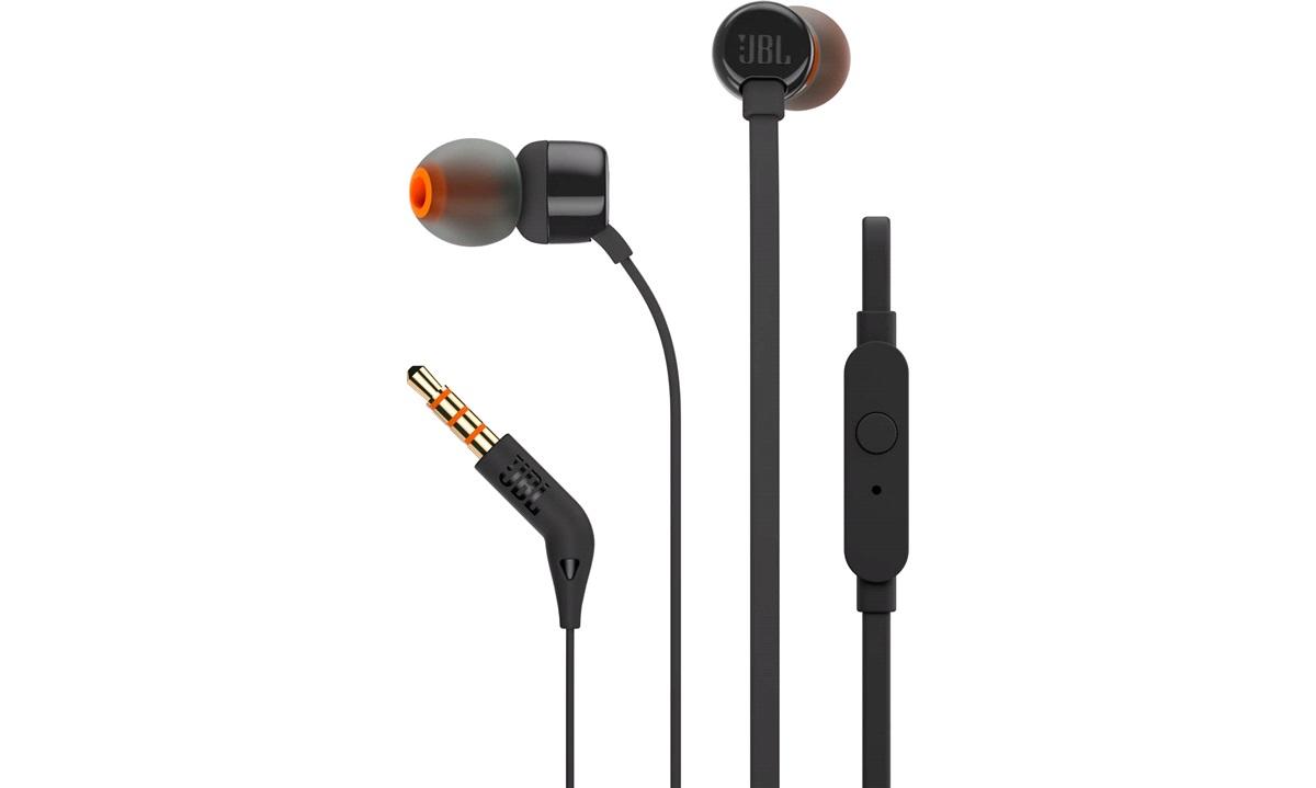 JBL T110 In-Ear Headphones høretelefoner