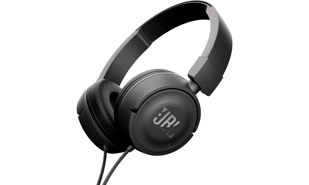 JBL T450 On-ear Headphones høretelefoner