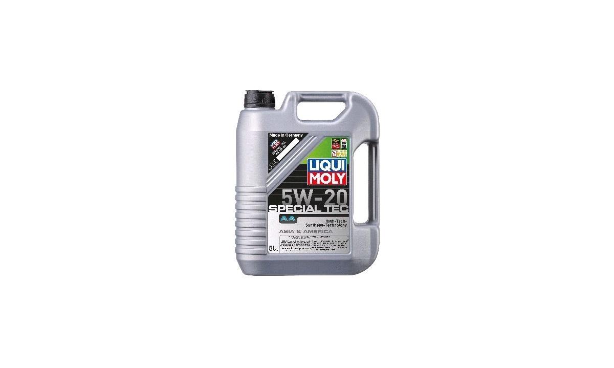 Motorolie 5W/20 Special Tec AA 5 L