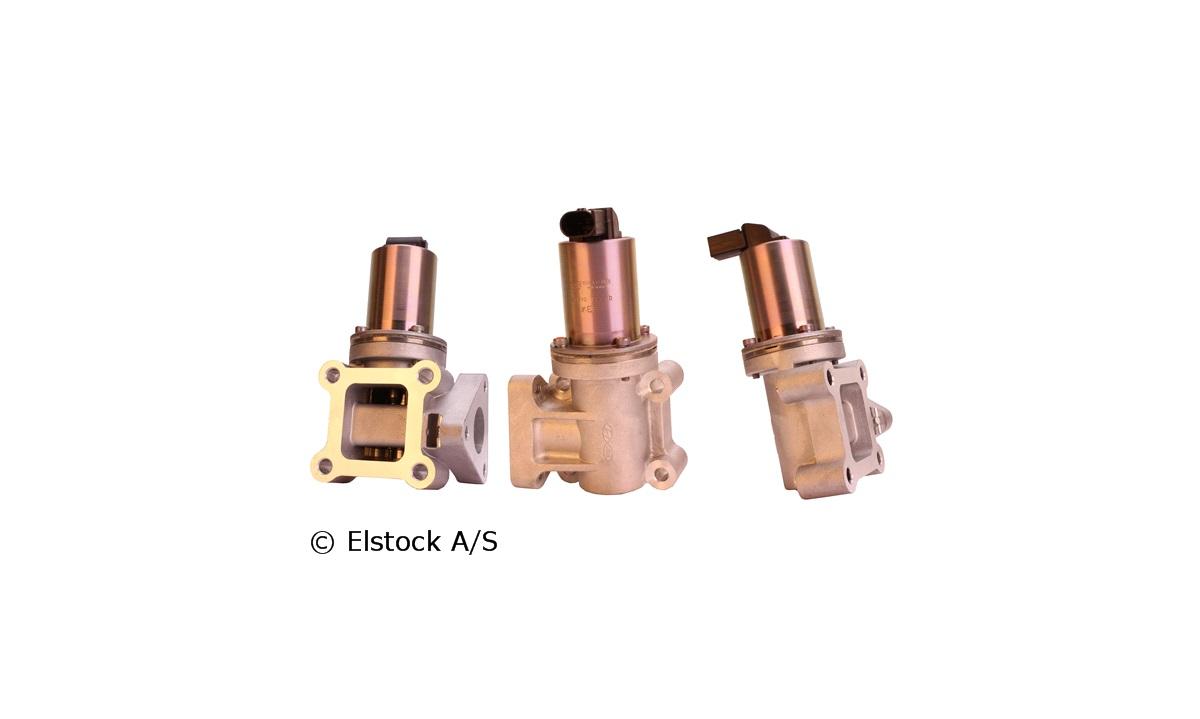 EGR-ventil - (Elstock)