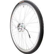 "Forhjul 28"" 24V-200W til el cykel"