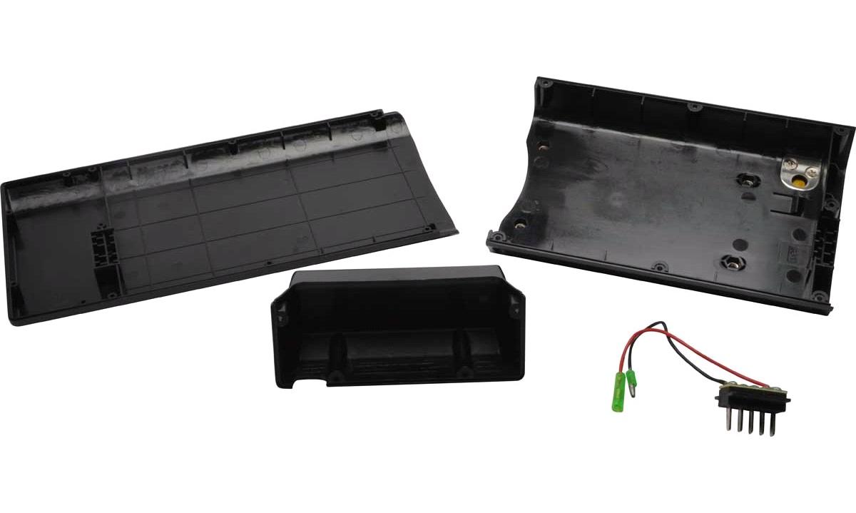 Batteriboks til E-go/ladcykel