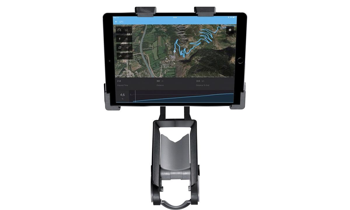 Tacx Tablet holder til montering på styr