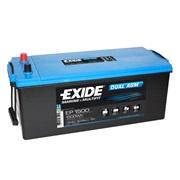 Batteri EP1500 - Exide DUAL AGM - 180 Ah