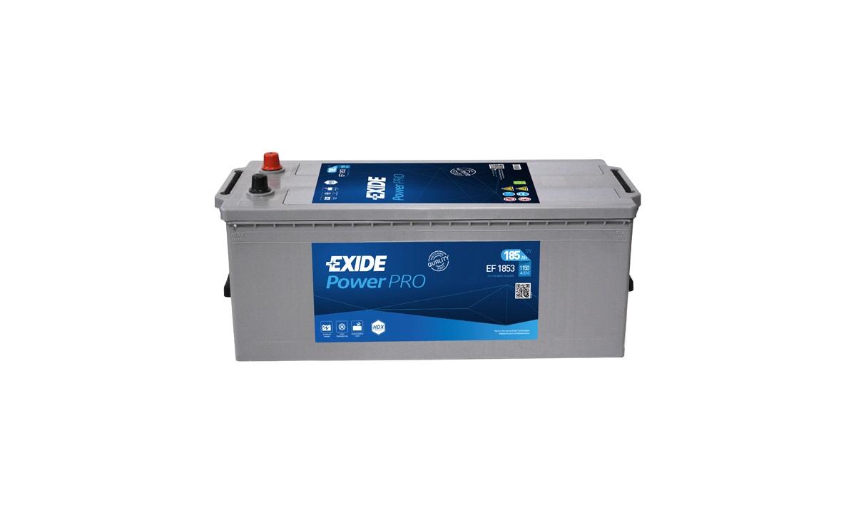 Batteri - EF1853 - PowerPRO