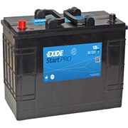 Batteri - StartPRO - (Exide)