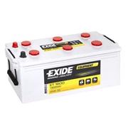 Batteri - ET1600 - EXIDE Equipment - (Ex