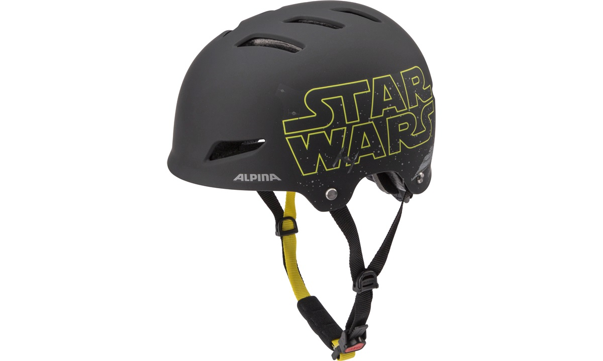 Alpina Park Jr. Star Wars sort 51-55 cm