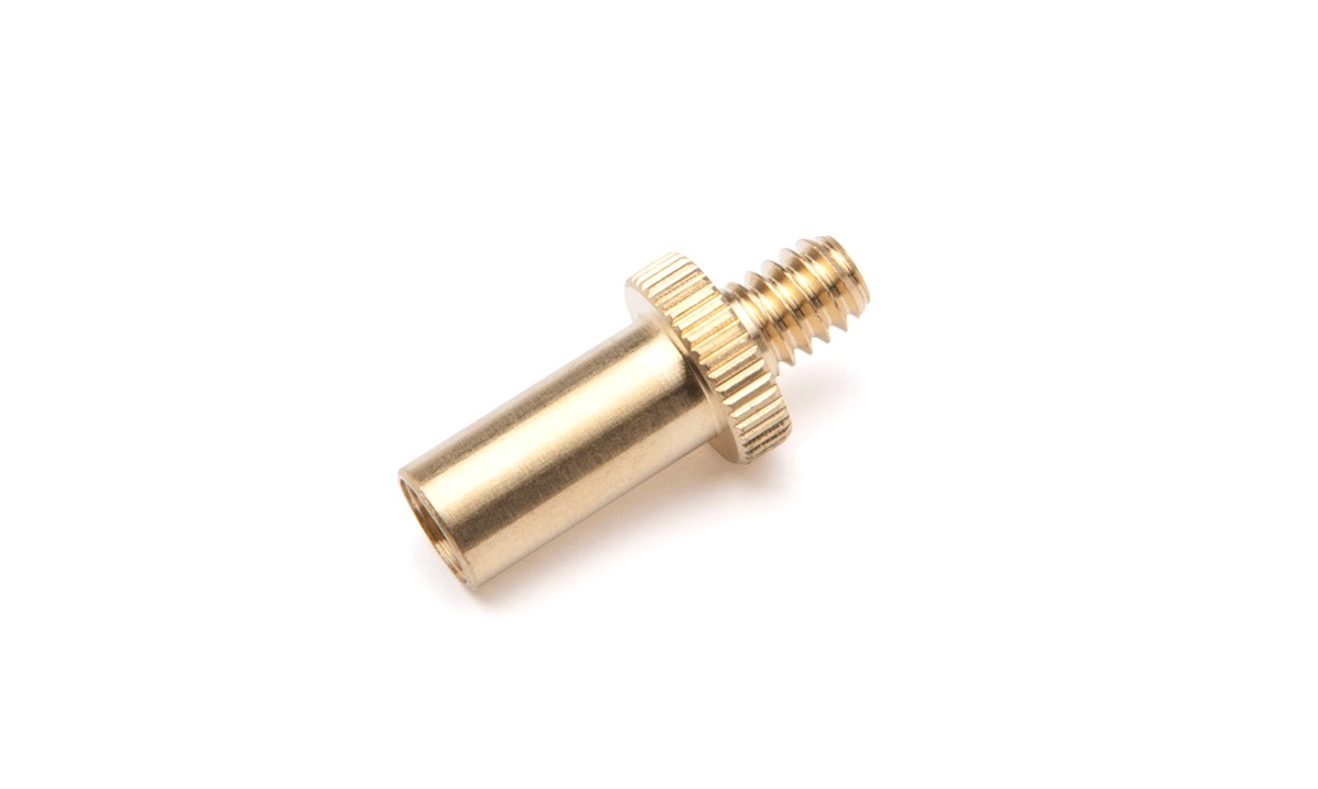Ventil adaptor fra presto til dunlop