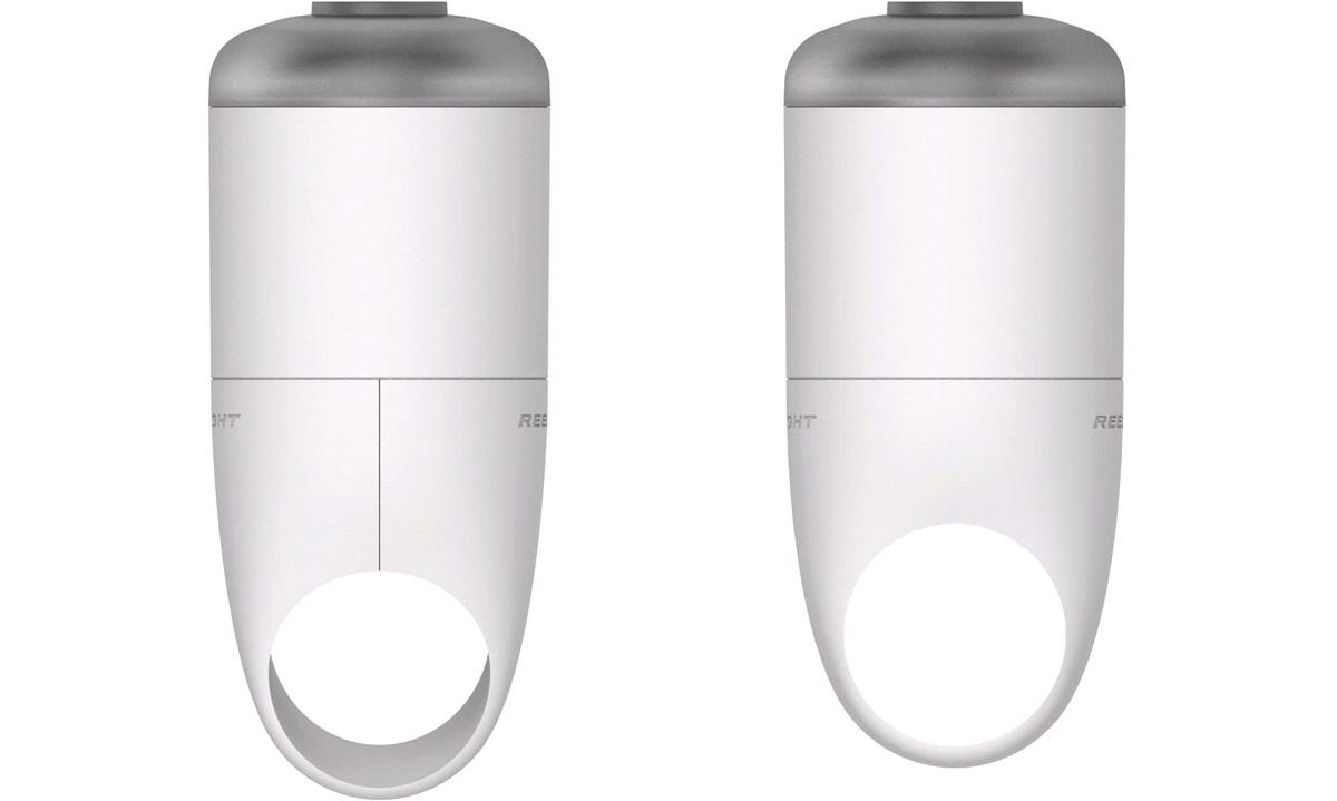 Lygtesæt Reelight GO batterilygte hvid