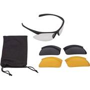 Sportsbriller inkl. 3 utskiftbare glass