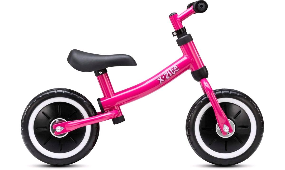 Løbecykel, pink
