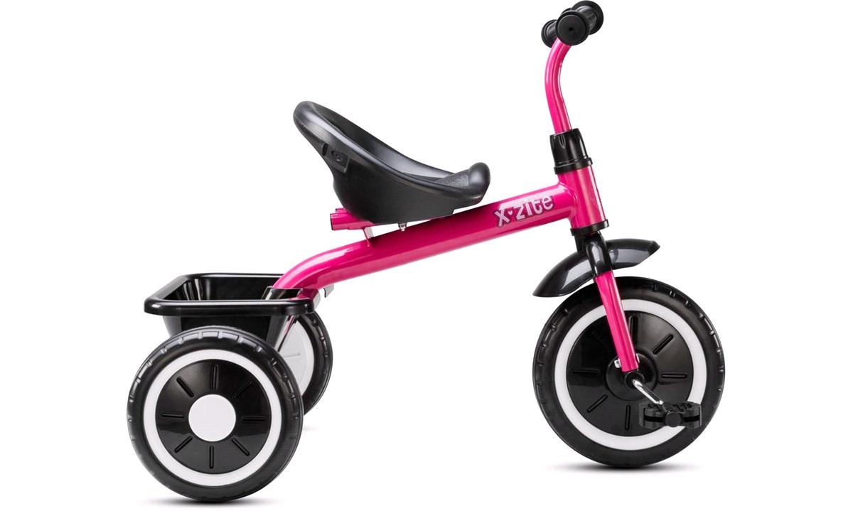 Trehjulet cykel, pink